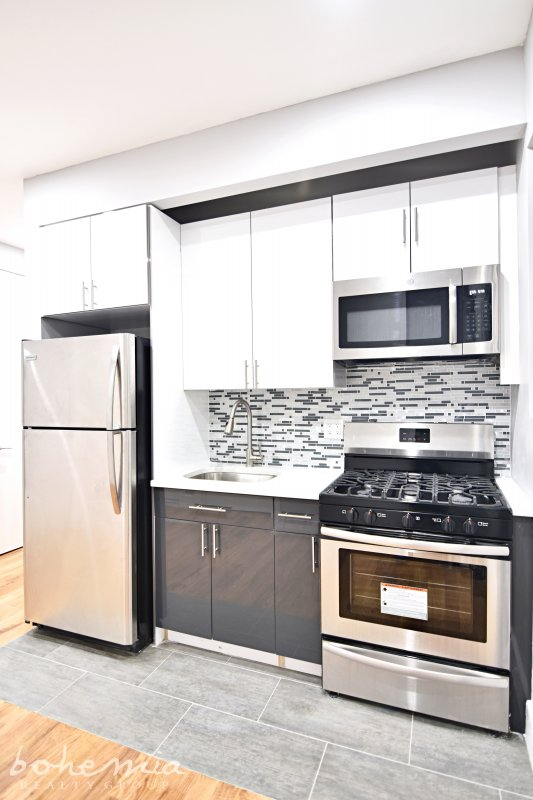 Newly renovated 2-bedroom