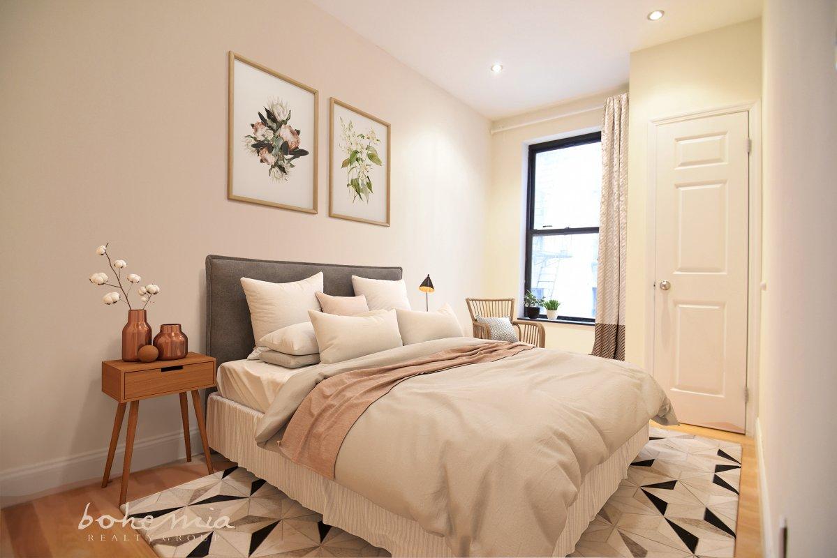 3 Bedroom in Manhattan Valley