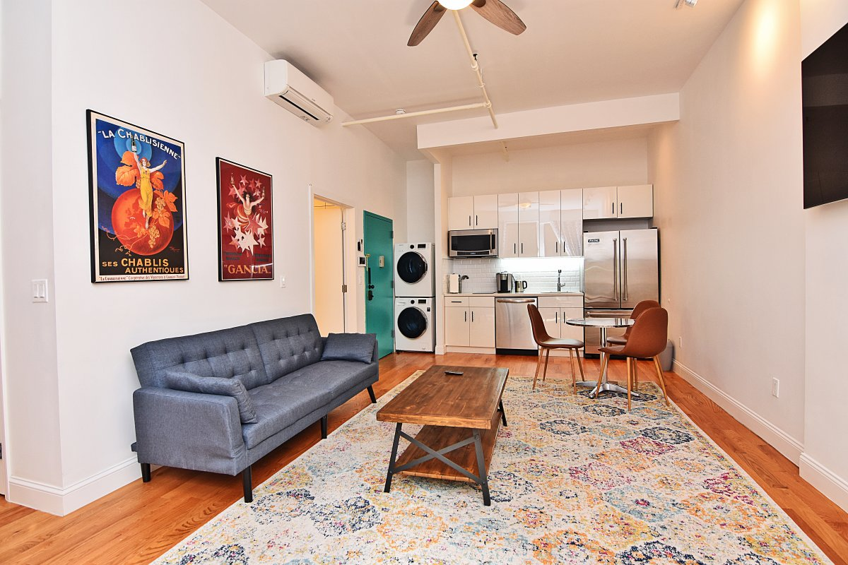 Stunning South Harlem 1 Bed!