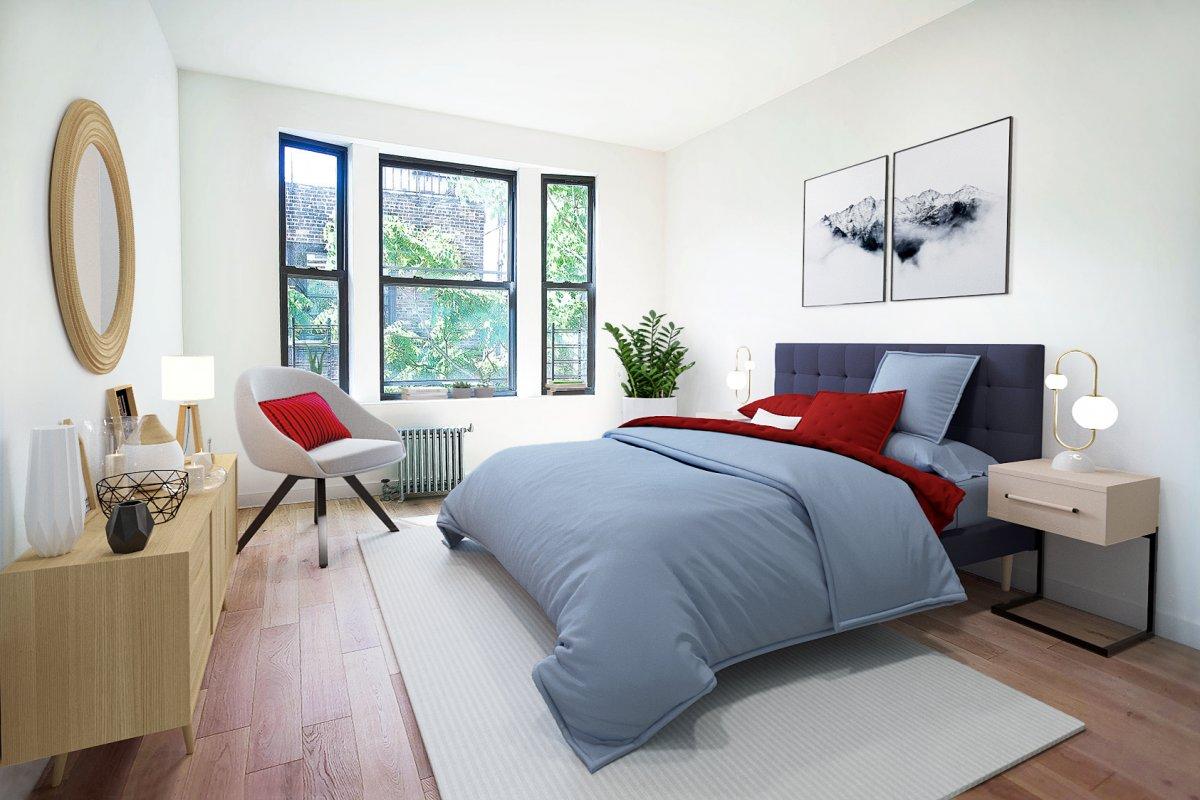 Stunning Hamilton Heights 3 Bed!