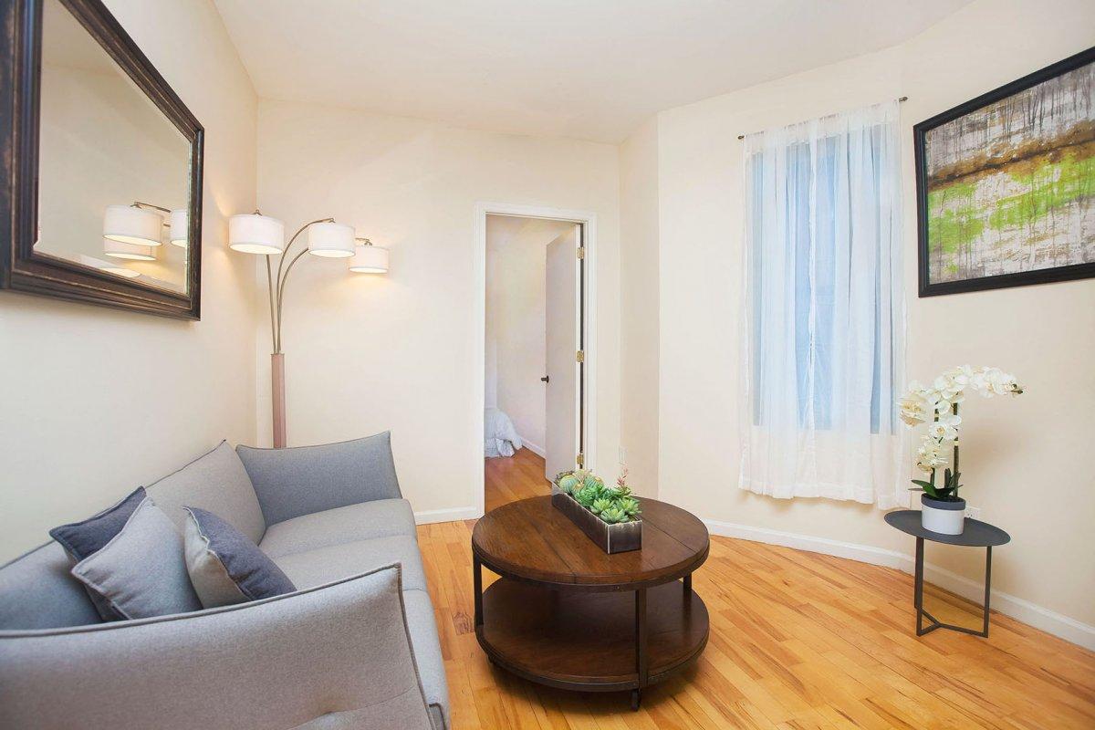 Harlem One Bedroom, Investor Ready