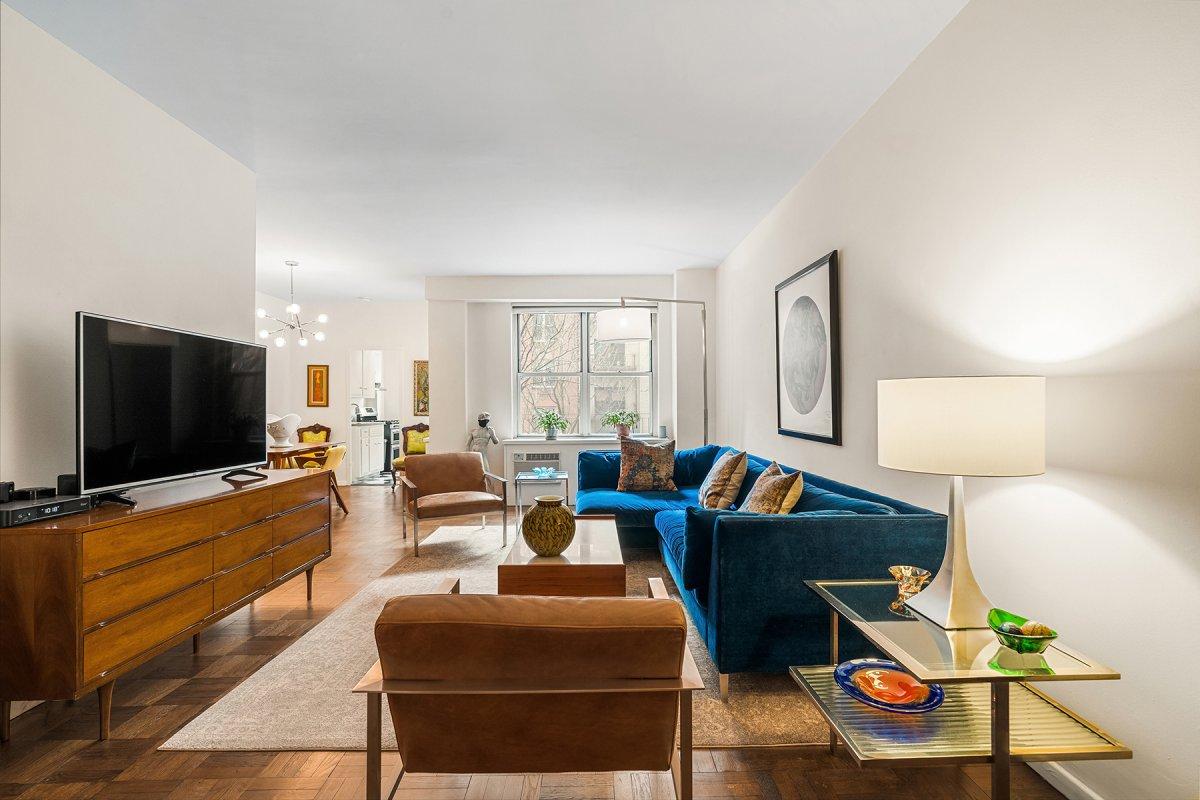 66 Overlook Terrace, Residence 1B
