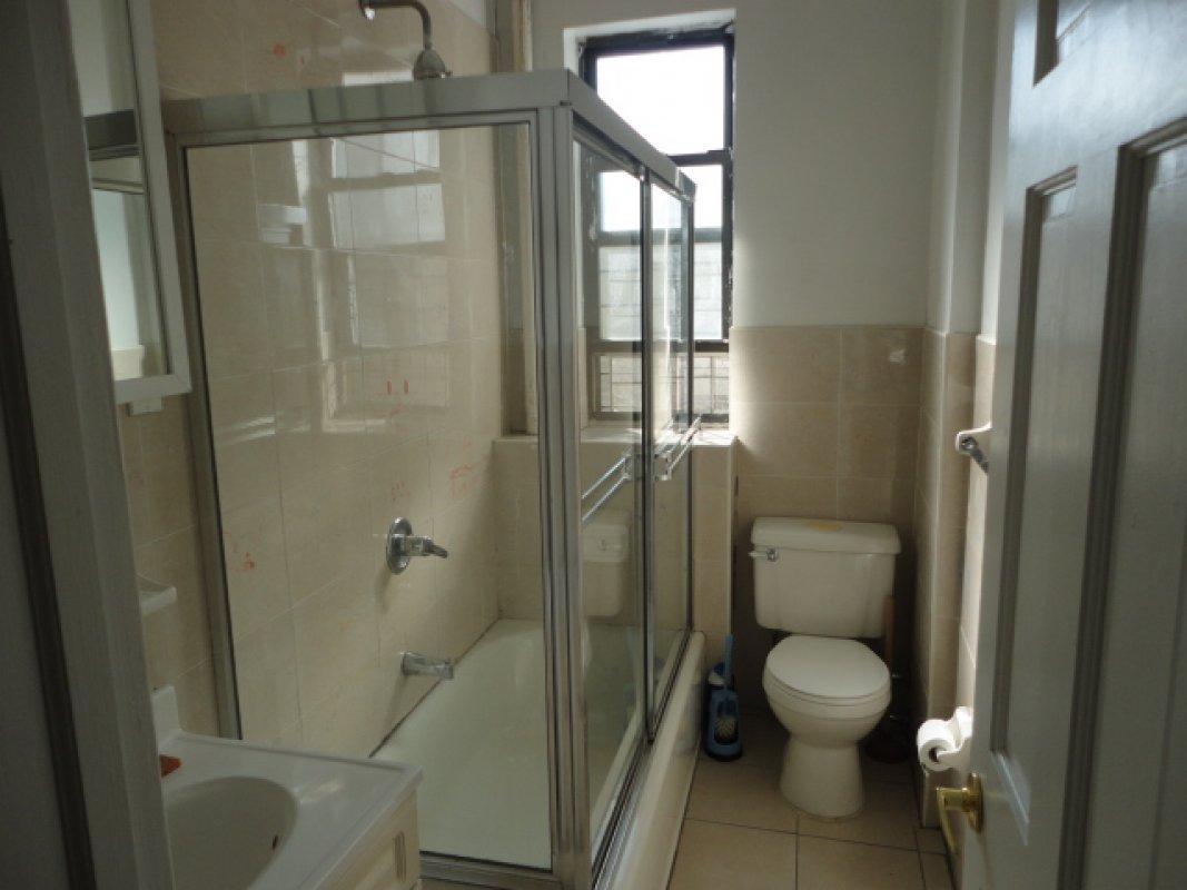 Large Wash Hts 3Bd. Elevator..Top Floor